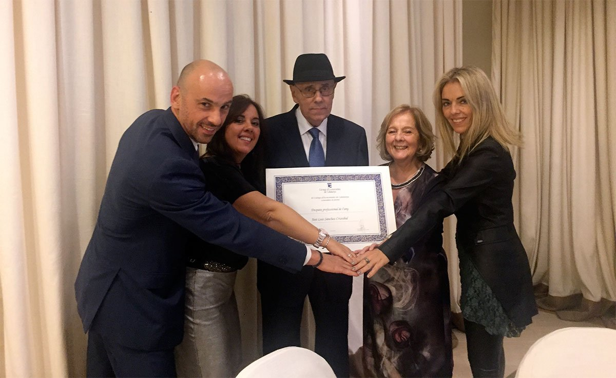 Bilanx recibe el premio al despacho profesional del año